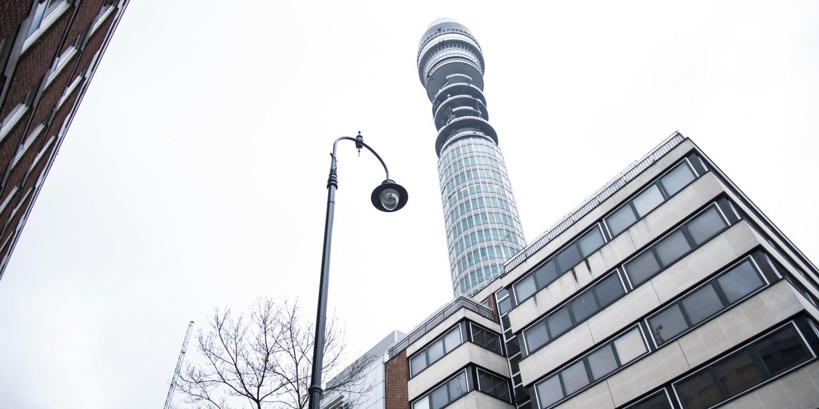 Fitzroy St, London, Fitzrovia